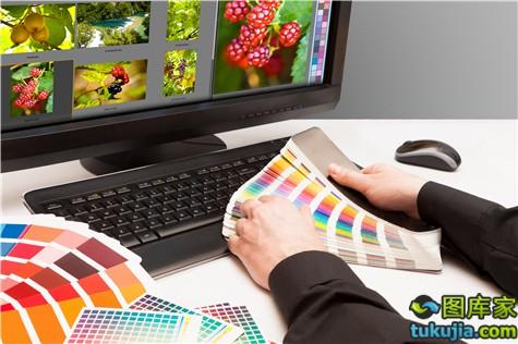 设计师 美工 美术 图画 色卡 美术设计 画画 JPG30