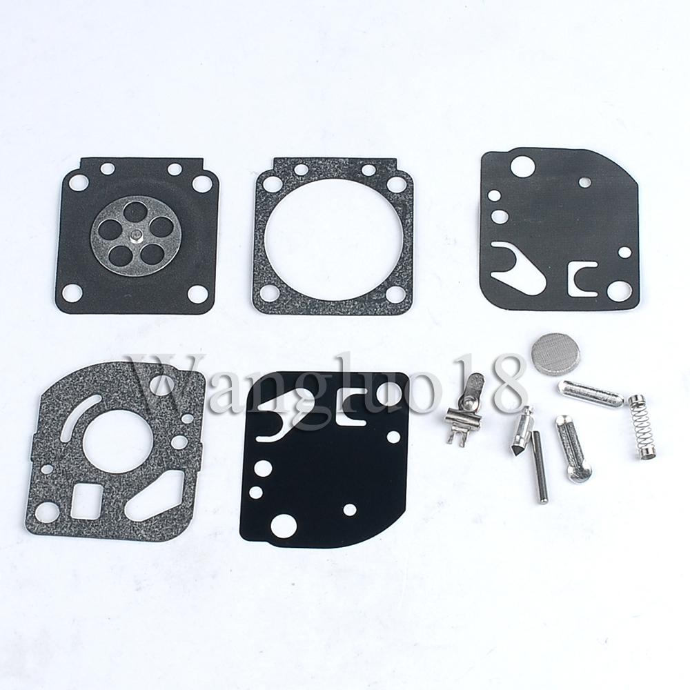 A03979 Homelite RB-20 Carburetor Rebuild Kit ST155 ST175 ST285 ST385 HB180 BP250