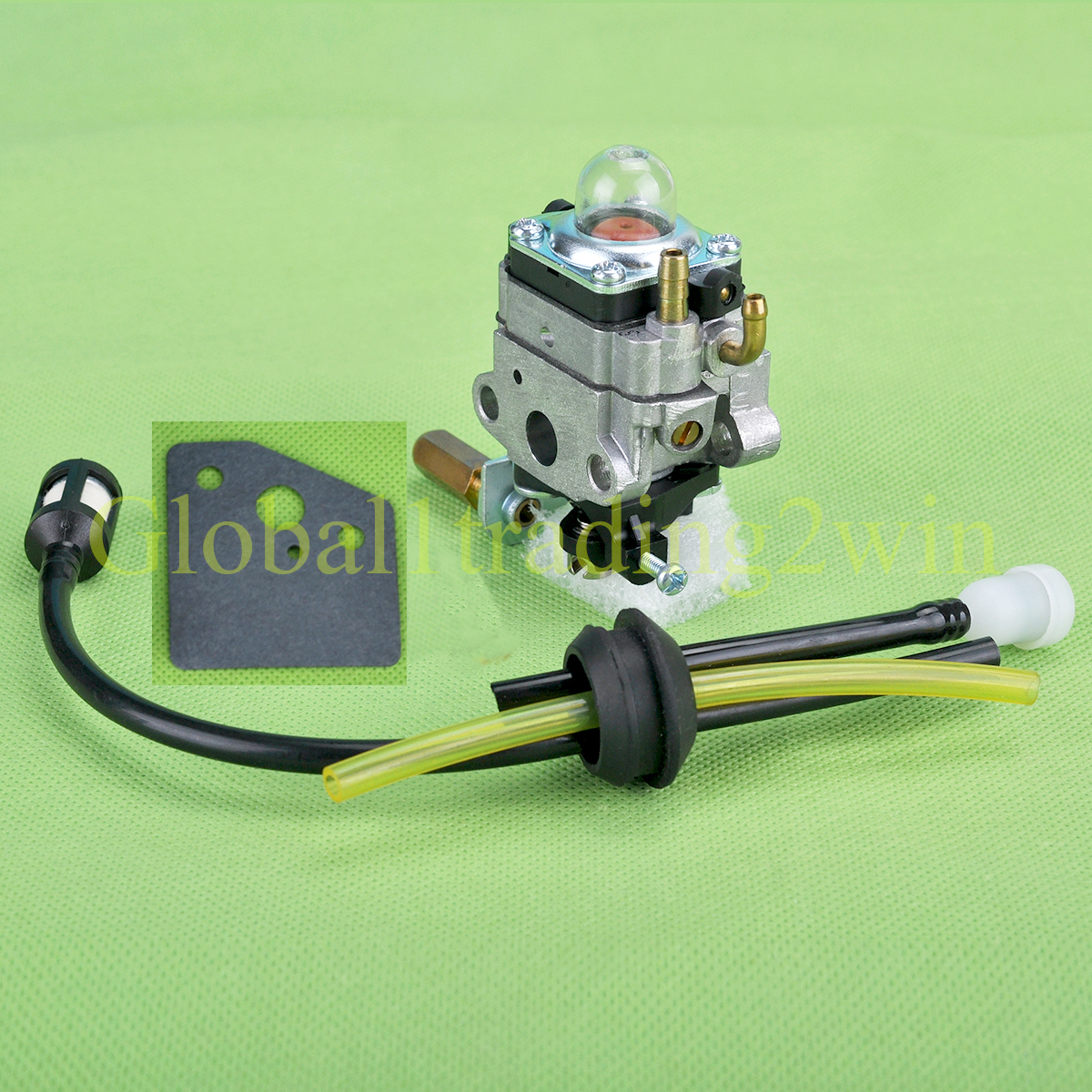 carburetor fuel line filter kit fit honda gx31 gx22 fg100. Black Bedroom Furniture Sets. Home Design Ideas