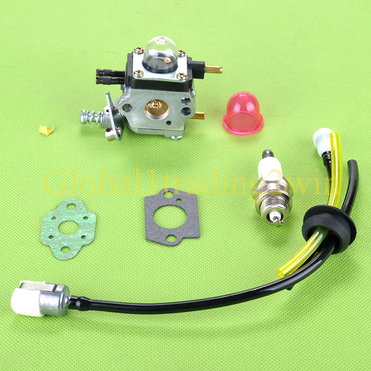 Carburetor Grommet Kit F ZAMA C1U-K54A Echo TC-210 TC-210i TC-2100 HC-1500 SV-4B
