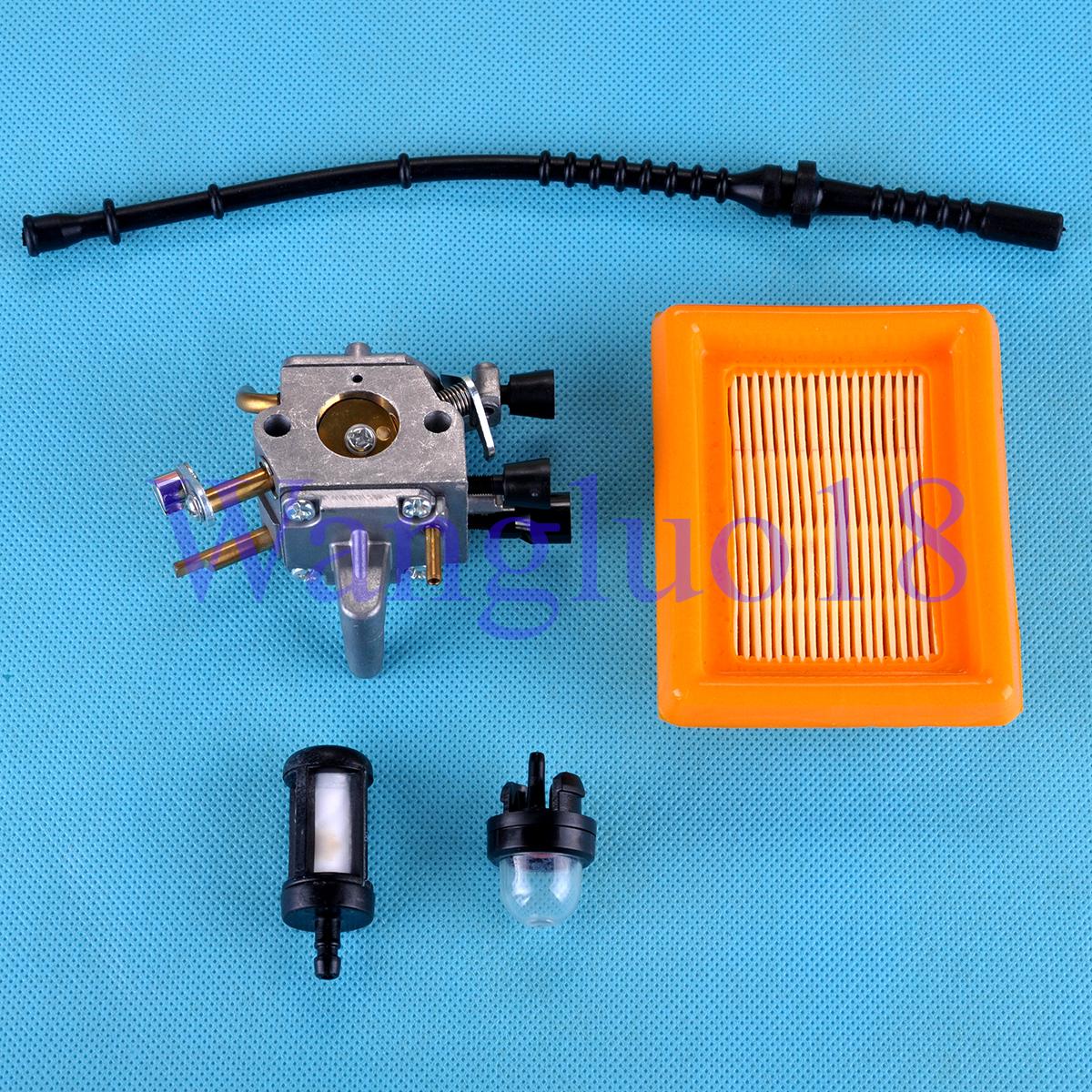 753-04333 Carburateur Carb Air Filtre à Carburant Kit pour 410R 600R 705R 725R 765R 66
