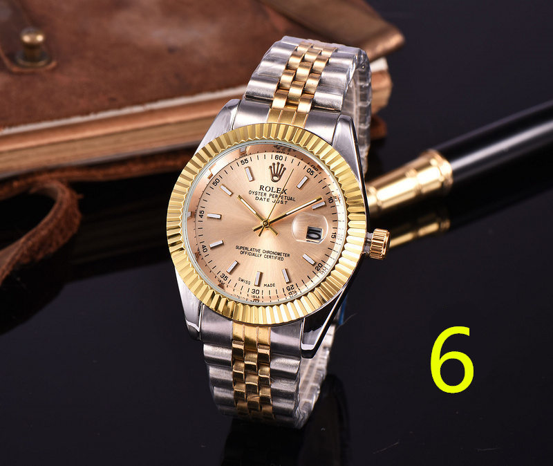 BOUTIQUE Rolex LV MEN WOMEN WATCH WATCHES #9