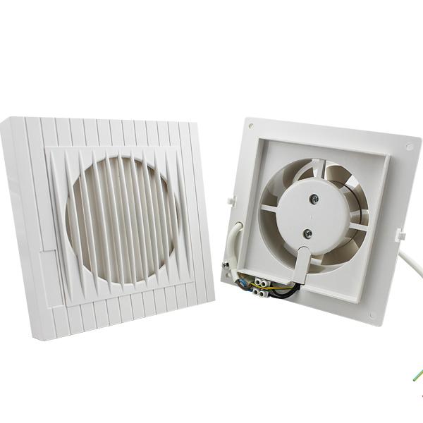 100 150 mm wandventilator bad l fter abluft ventilator. Black Bedroom Furniture Sets. Home Design Ideas