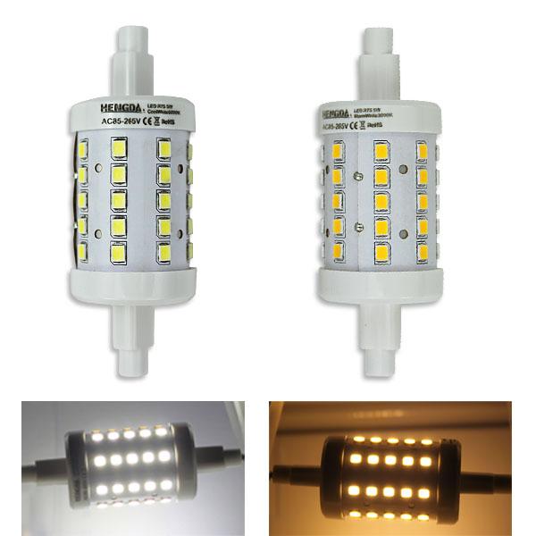 5w r7s led leuchtmittel fluter strahler halogenstab lampe f r stab spotlampen ebay. Black Bedroom Furniture Sets. Home Design Ideas