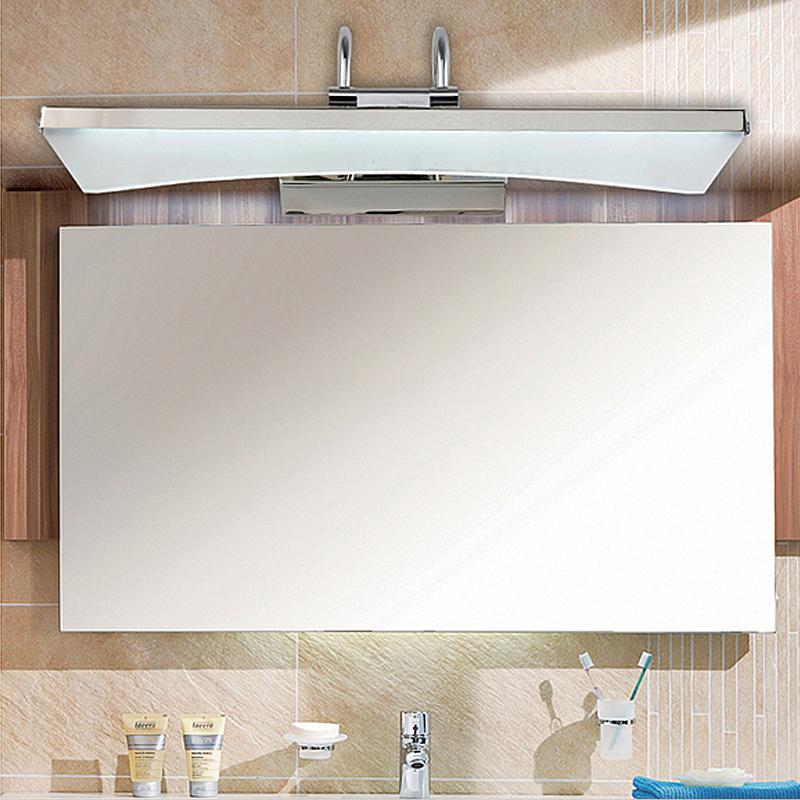5w 9w led spiegelleuchte spiegellampe badlampe bad spiegel wandleuchte lampe ebay. Black Bedroom Furniture Sets. Home Design Ideas
