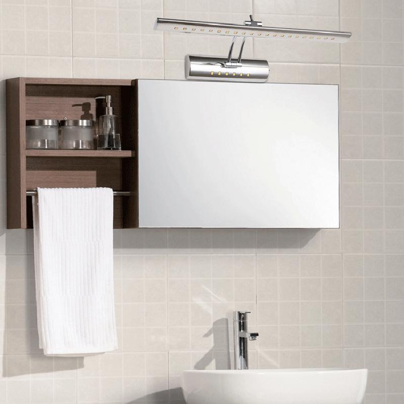 7w 11w 12w 19w led spiegelleuchte spiegellampe badleuchte schranklampe warmwei ebay. Black Bedroom Furniture Sets. Home Design Ideas