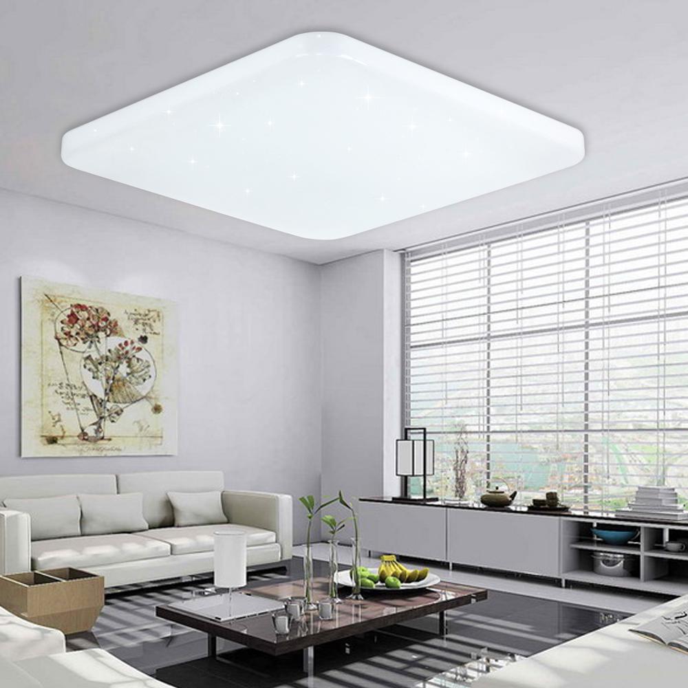 60w wei led starlight deckenlampe wandlampe deckenleuchte f r schlafzimmer ebay. Black Bedroom Furniture Sets. Home Design Ideas