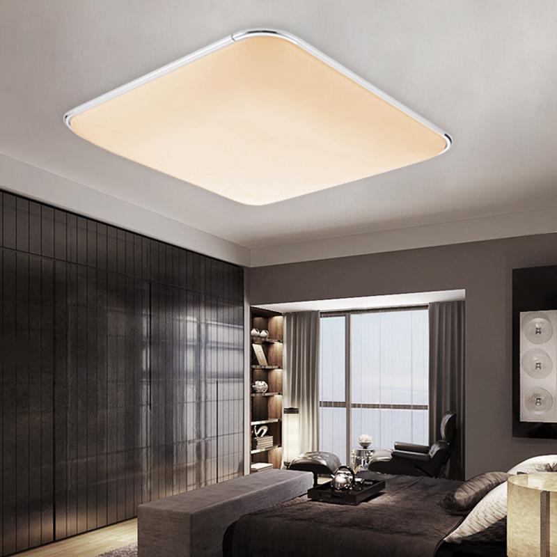 24w led deckenleuchte panel deckenlampe wandleuchte k che wohnzimmer leuchte. Black Bedroom Furniture Sets. Home Design Ideas