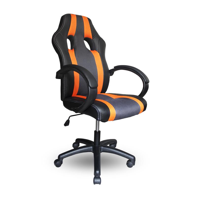 profi b rostuhl chefsessel sportsitz racing b ro stuhl gaming racer drehstuhl ebay. Black Bedroom Furniture Sets. Home Design Ideas