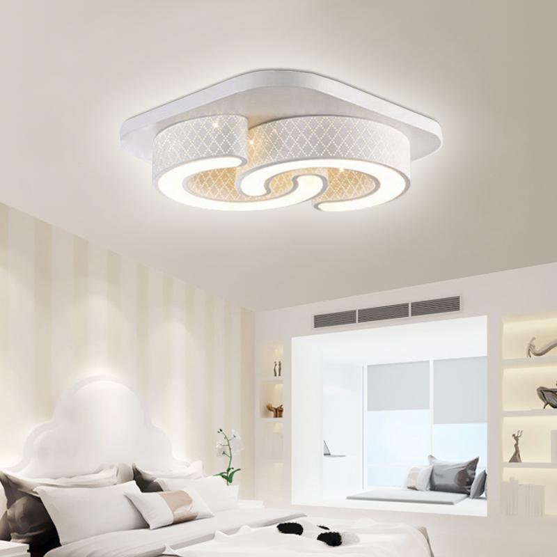 led deckenleuchte wandlampe wohnzimmer k che deckenlampe dimmbar beleuchtung 24w ebay. Black Bedroom Furniture Sets. Home Design Ideas