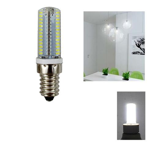 10x e14 5w led gl hbirne stecklampe lampe sparlampe leuchtmittel birne kaltwei ebay. Black Bedroom Furniture Sets. Home Design Ideas