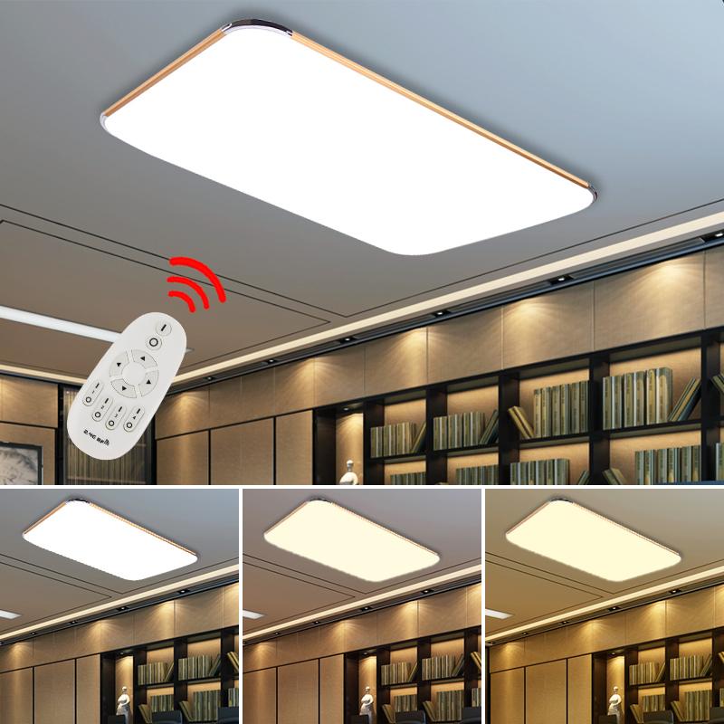 48w dimmbar led deckenleuchte panel lampe schlafzimmer for Led deckenleuchte schlafzimmer