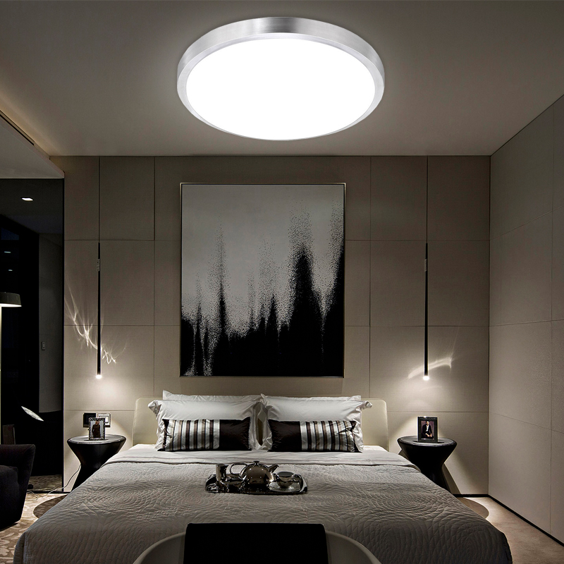 led deckenleuchte deckenlampe wohnzimmer schlafzimmer. Black Bedroom Furniture Sets. Home Design Ideas