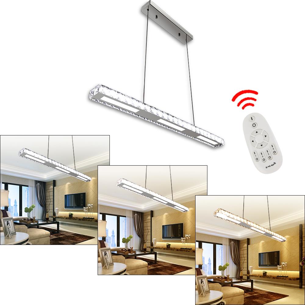 led kristall h ngeleuchte deckenlampe pendelleuchte l ster wohnzimmer lampe b ro ebay. Black Bedroom Furniture Sets. Home Design Ideas