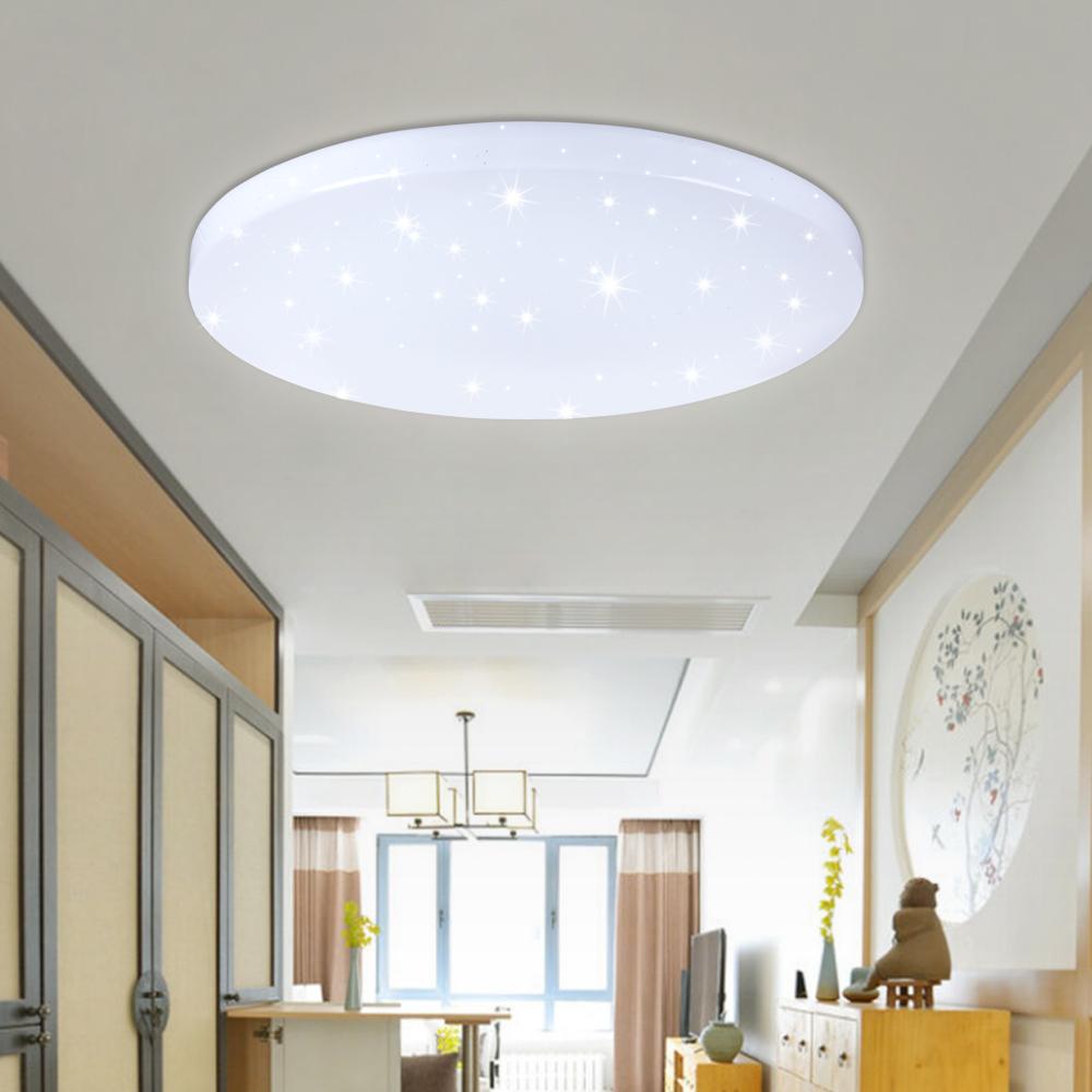 12 60w led deckenleuchte badleuchte wohnzimmer leuchte. Black Bedroom Furniture Sets. Home Design Ideas