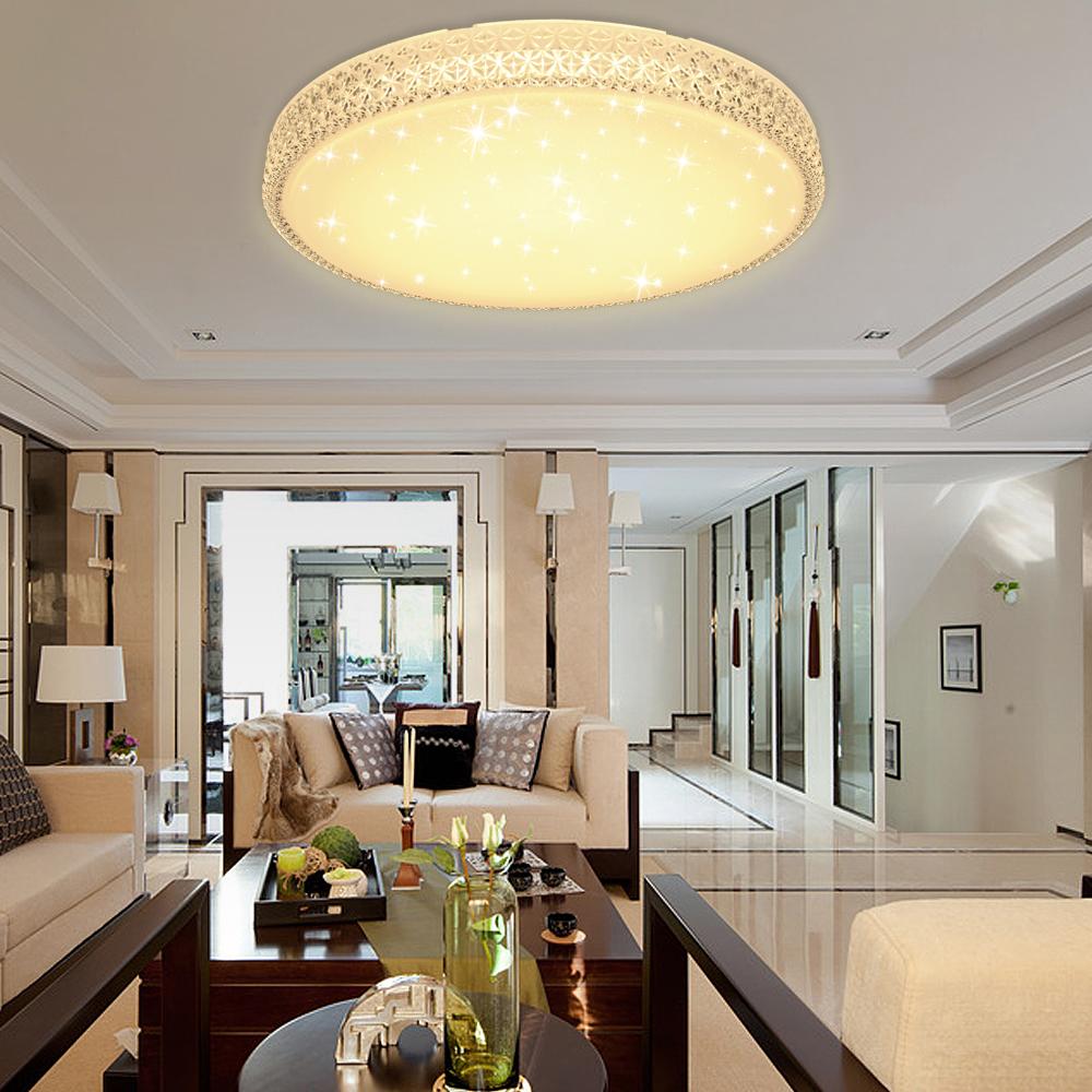 60w led deckenleuchte deckenlampe wohnzimmerlampe k che. Black Bedroom Furniture Sets. Home Design Ideas