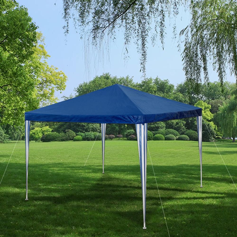 3x3m pavillon festzelt garten zelt strandzelt bierzelt fest event pavillon zelt ebay. Black Bedroom Furniture Sets. Home Design Ideas