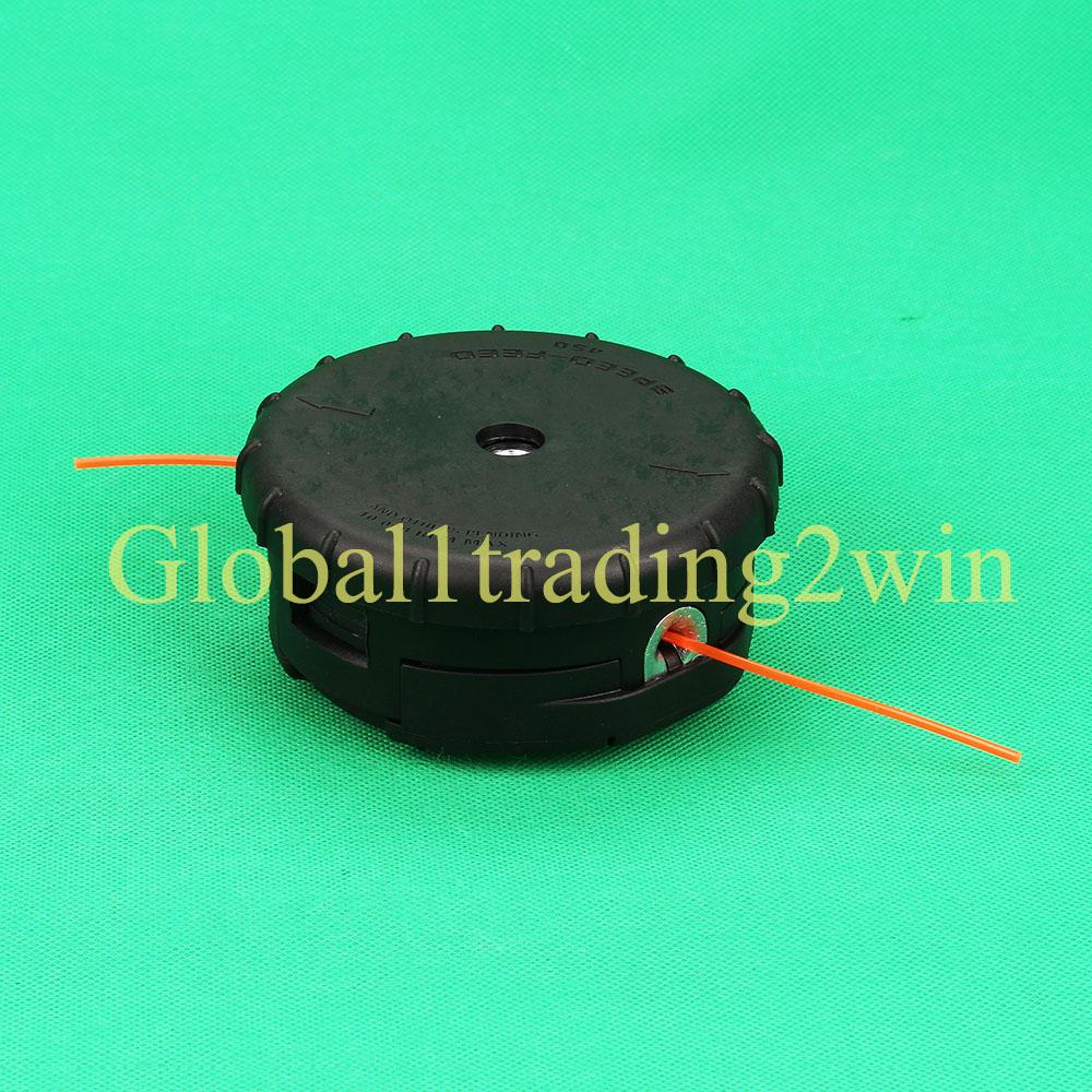 Fast Feed Trimmer Head For John Deere Xt105 Xt105sb Xt120 Xt140 Xt140b