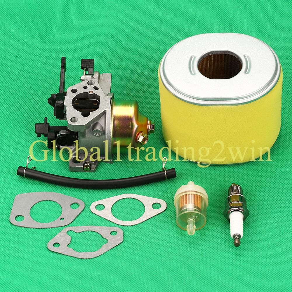 Carburetor Air Fuel Filter For Honda Gx340 Gx340u1 Gx340k1 16100 Ze3 Ridgeline Location V01 Engine