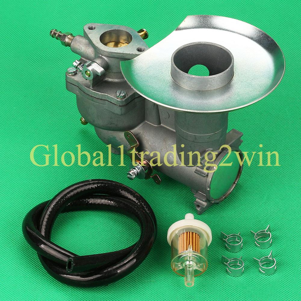 Carburetor kit for Briggs /& Stratton 392587 391065 391074 391992 fuel filter