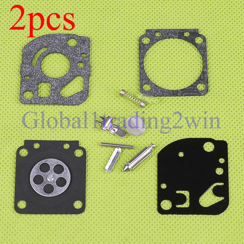 7222 Tiller Kit 7225 Carb Fits C1U-K54A Mantis Zama Echo C1U-K82 Carburetor UK