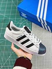 新品上市阿迪达斯贝壳头50周年限定AdidasSuperstar